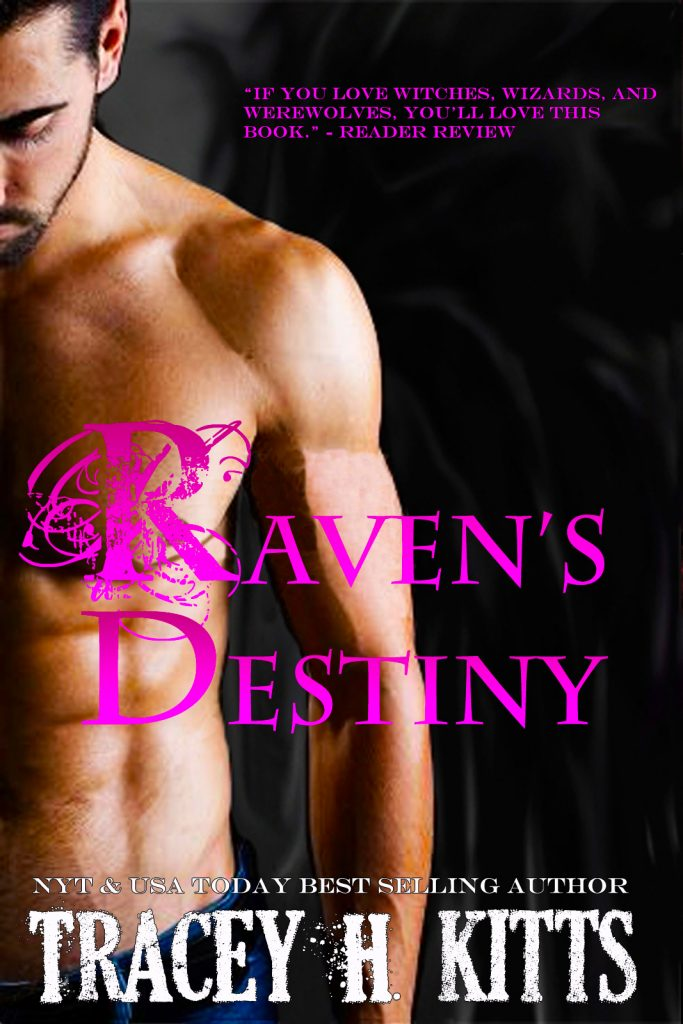 Book Cover: Raven's Destiny