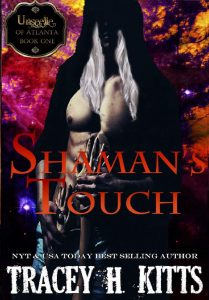 Book Cover: Shaman's Touch