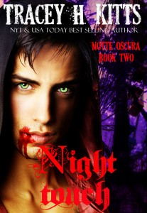 Book Cover: Night Touch