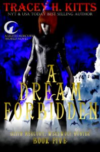 Book Cover: A Dream Forbidden