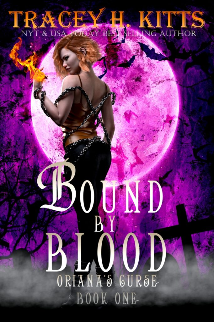 Book Cover: Oriana's Curse