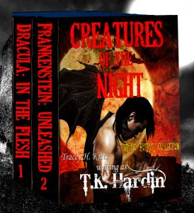 Book Cover: Creatures of the Night Collection