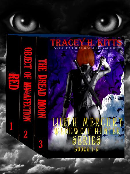 Book Cover: Lilith Mercury (Books 1-3)