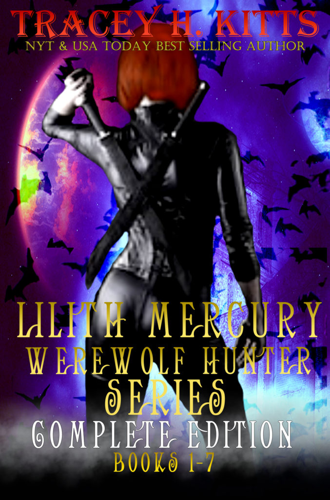 Book Cover: Lilith Mercury Complete Edition