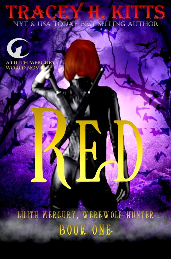 Book Cover: Red