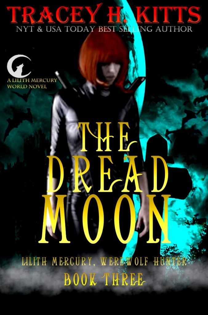 Book Cover: The Dread Moon
