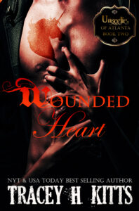 Book Cover: Wounded Heart